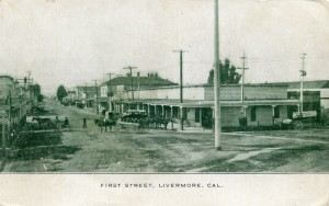 First Street, Livermore, Cal.