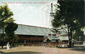 Flying Swing and Skating Rink, Idora Park, Oakland, Cal.