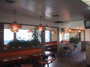 Foster's Freeze, 630 Central Ave., Alameda, California, Interior, Jan. 2003