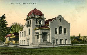 Free Library, Hayward, California