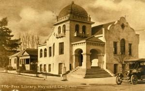 Free Library, Hayward, California