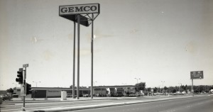 GEMCO 400 Lewelling Blvd San Leandro California July 1976
