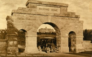 Gateway, Masonic Home, Hayward, California