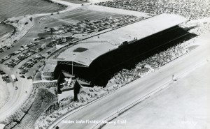 Golden Gate Fields, Albany, California