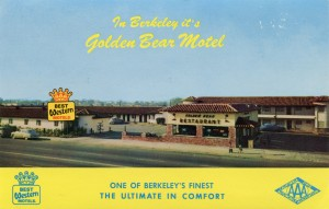 Golden Bear Motel, 1620 San Pablo Ave., Berkeley, California