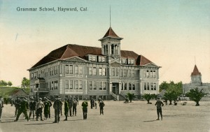 Grammar School, Haward, California