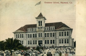 Grammar School, Hayward, California