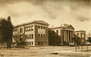 Grammar School, San Leandro, Cal.