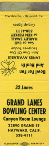 Grand_Lanes_Bowling_Center_Canyon_Room_Lounge_22890_Grand_St_Hayward_Calif_matchbook