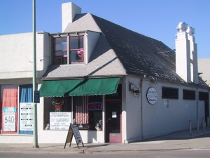 Great American BBQ Co., 2009 High St., Alameda, California