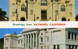 Greetings From Hayward, California