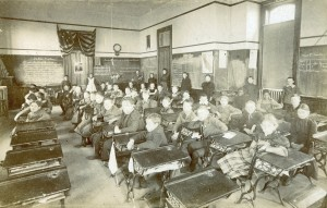 Haight School, Alameda, California Nov 28, 1898