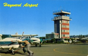 Hayward Airport, Hayward, California