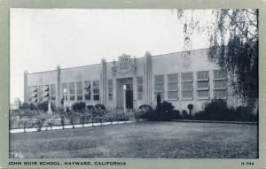 John Muir School, Hayward, California