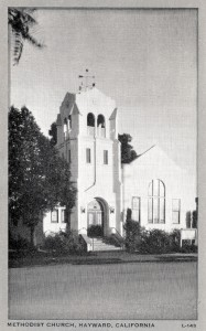 Hayward, California, Methodist Church