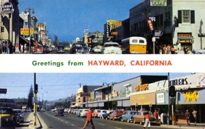 Hayward, California