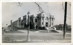 Hayward, California, City Hall