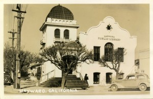 Hayward, California, Public Library