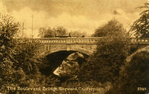 The Boulevard Bridge, Hayward, California