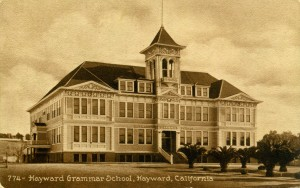 Hayward Grammar School, Hayward, California