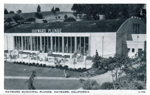 Hayward Municipal Plunge, Hayward, California
