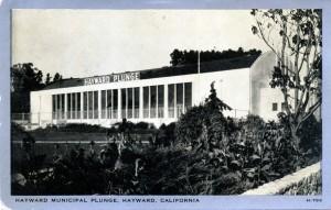 Hayward Municipal Plunge, Hayward, California