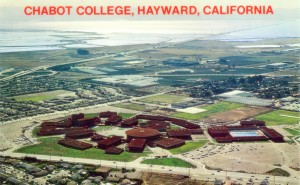 Chabot College, Hayward, California