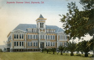 Haywards Grammar School, Hayward, California
