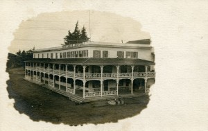 Haywards Hotel, Hayward, California