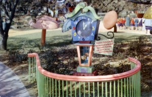 Hickory, Dickory, Dock, Children's Fairyland, Oakland, California