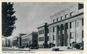 High School, Alameda, California