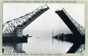 High Street Bridge (All Steel, Including Floor), Alameda, California