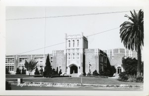 High School, San Leandro, Calif.