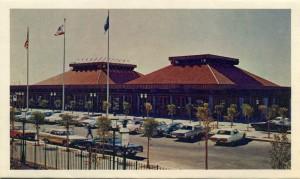 Hilton Inn, Oakland International Airport, Oakland, California