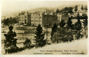 Holy Names Central High School, Piedmont Heights, Oakland, California