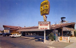 Horns of the Hunter, 969 West Winton Ave., Hayward, California