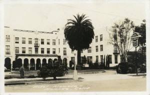 Hotel Alameda and Coffee Shop, Alameda, California
