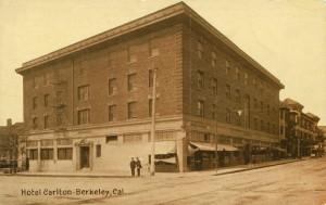 Carlton Hotel, Berkeley, Cal.