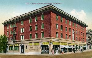 Hotel Carlton, Berkeley, California