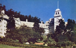 Hotel Claremont, Oakland Hills, Berkeley, California