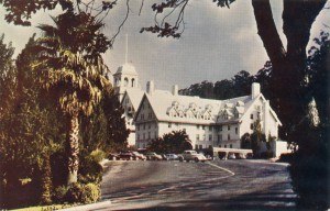 Hotel Claremont, atop the Berkeley Hills, Berkeley, California