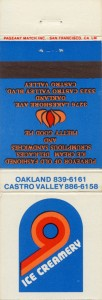 Ice_Creamery_3323_Castro_Valley_Blvd_Castro_Valley_California_matchbook_B