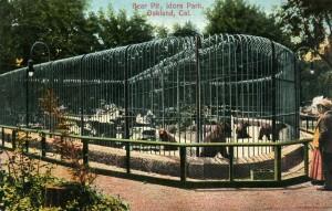 Bear Pit, Idora Park, Oakland, Cal.