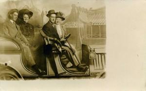 Idora Park, Oakland, California, Souvenir Photo Postcard