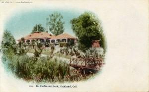 In Piedmont Park, Oakland, Cal.