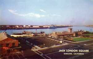Jack London Square, Oakland, California