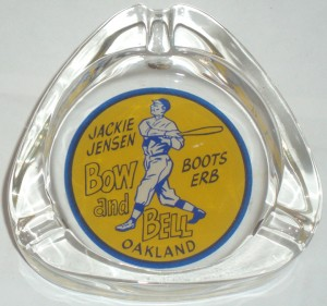 Jackie_Jensen_Boots_Erb_Bow_and_Bell_Oakland_CA_ashtray