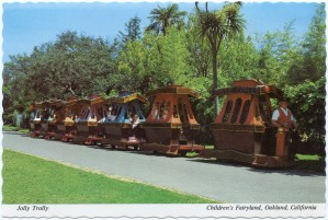 Jolly Trolly, Children's Fairyland, Oakland, California