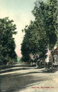 Juana Ave., San Leandro, Cal.