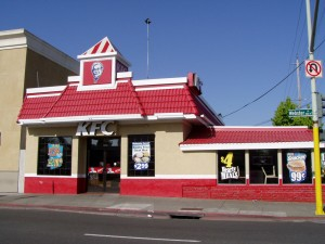 Kentucky Fried Chicken (KFC), 1727 Webster St., Alameda, California April 2005